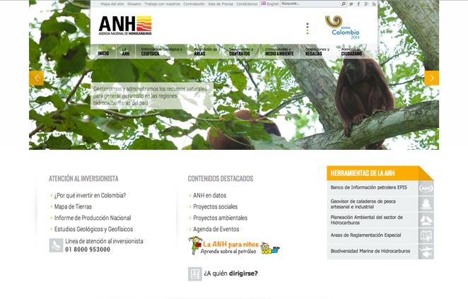 Pixelpro - ANH Agencia Nacional de Hidrocarburos
