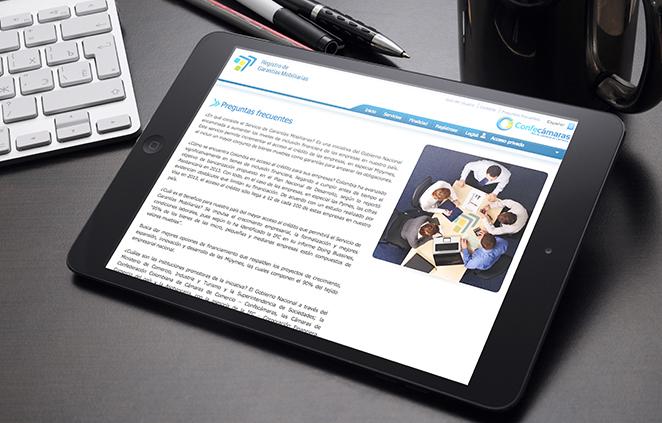 Pixelpro - Registro de Garantías Mobiliarias -RGM