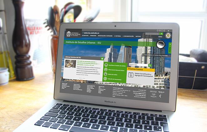 Pixelpro - Instituto de Estudios Urbanos - IEU
