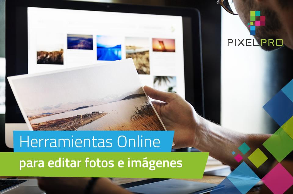 Herramientas Online para editar fotos e imágenes