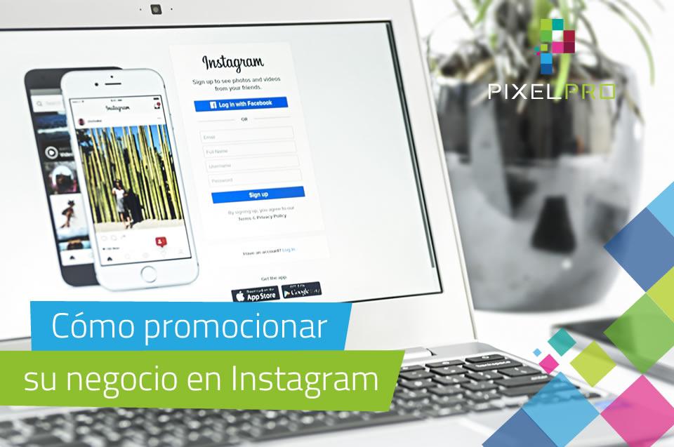 Tips para promocionar su negocio en Instagram