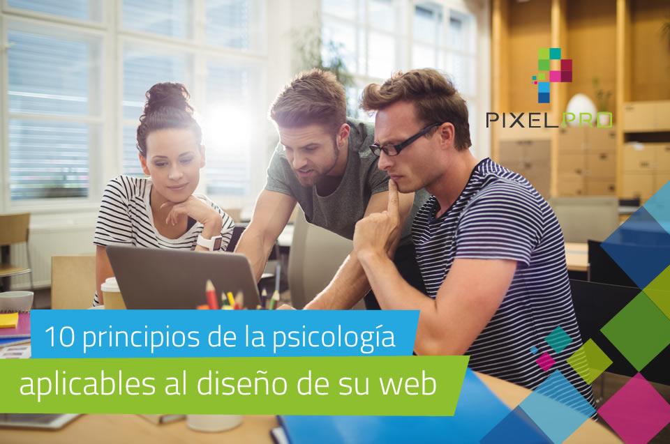10 principios de la psicología aplicables al diseño de su web