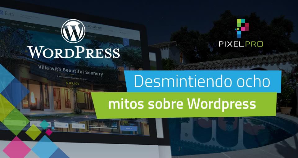 mitos sobre wordpress
