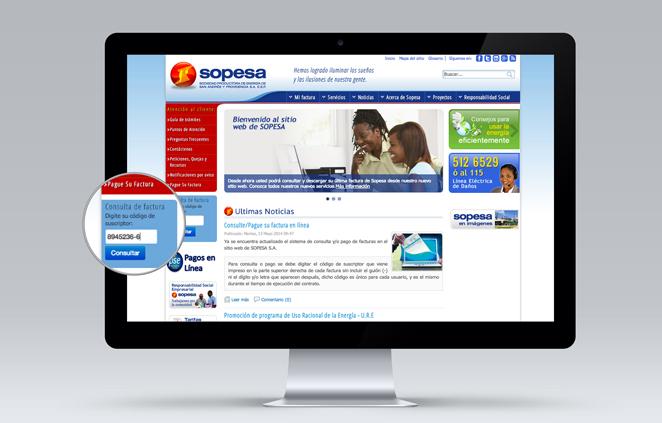 diseño de Sopesa E.S.P.
